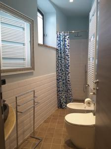 A bathroom at Il Casale Del Sapere e Del Sapore
