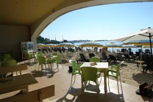 Ресторант или друго място за хранене в Хотел Мираж