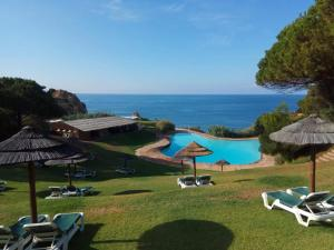 A view of the pool at L&A Villa with Private Pool in Prainha or nearby