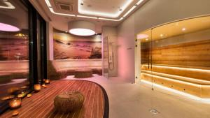 Spa and/or other wellness facilities at Hotel Sopot
