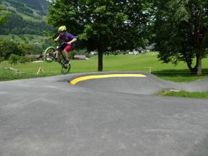Biking at or in the surroundings of Chalet Hotel Krone