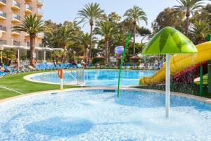 The swimming pool at or near Port Denia