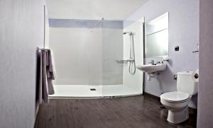 Un baño de Olarain