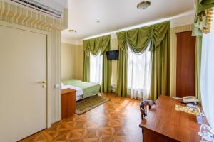 Гостиная зона в Гостиница Московская Застава
