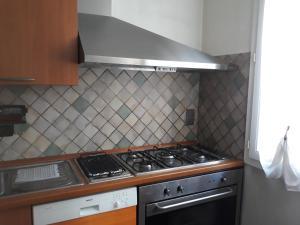 Cucina o angolo cottura di Adelphi Room & Breakfast