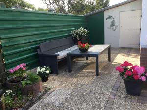 Terrasse ou espace extérieur de l'établissement Ludana