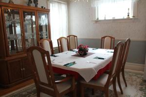 A restaurant or other place to eat at Leah Jane's Bed & Breakfast