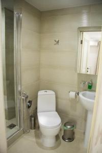 Ванная комната в Апартаменты на Виноградной