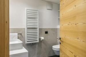 A bathroom at Residence Rottonara