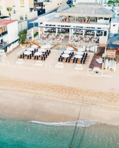 A bird's-eye view of Bahia Hotel & Beach House