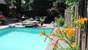 """The swimming pool at or near 1000 Islands B&B """"Boutique Hotel Experience"""""""
