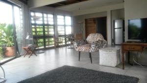 A seating area at Apartment Atrium