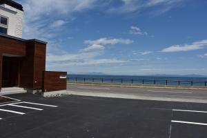 ゲストハウスから撮影された、または一般的な海の景色