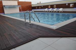 The swimming pool at or near Surmeli Adana Hotel