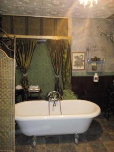 A bathroom at Caspians Boutique Guesthouse