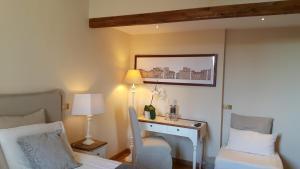Letto o letti in una camera di Bed & Breakfast A Casa di Lia a Roma