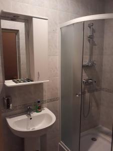 Ванная комната в Река Времени