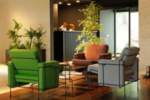 The lobby or reception area at Lifestyle Hotel Vitar - Adults Only