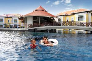 The swimming pool at or near Memoire Palace Resort & Spa