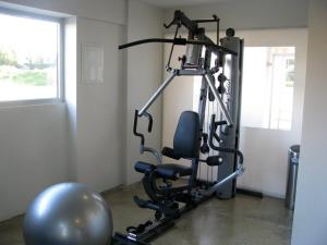 The fitness center and/or fitness facilities at Nicosia Suites
