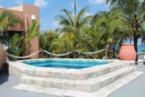 The swimming pool at or near Casa del Mar Cozumel Hotel & Dive Resort