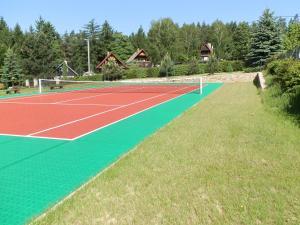 Tenis a/nebo squash v ubytování Chata Rynartice 7 nebo okolí