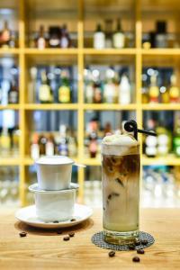 Drinks at Grand Cititel Hanoi Hotel