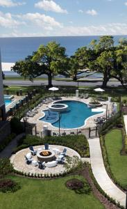 A view of the pool at Hyatt Place Biloxi or nearby