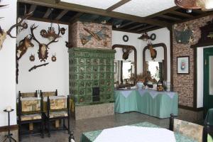 Restaurace v ubytování Hotel Hubertus