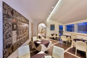Ristorante o altro punto ristoro di San Giorgio Palace Hotel Ragusa Ibla