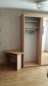 A kitchen or kitchenette at A comfortable 18m room with balcony