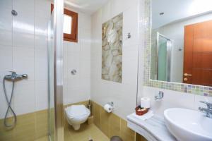 Et bad på Skiathos Island Suites