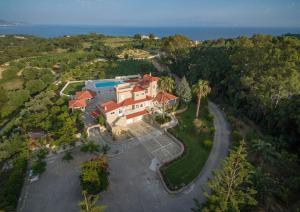 A bird's-eye view of Hidden Gem Estate