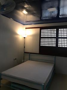 Cama o camas de una habitación en Casa Arrieta Hostel