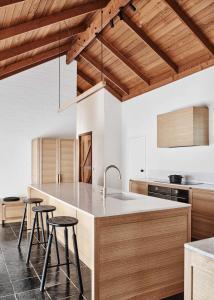 A kitchen or kitchenette at Seville Estate