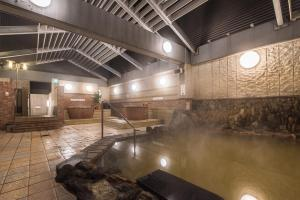 The swimming pool at or near Premier Hotel-CABIN-Sapporo
