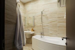 Ванная комната в Гостиница Тулица