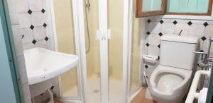 A bathroom at Villaggio Centro Vacanze De Angelis