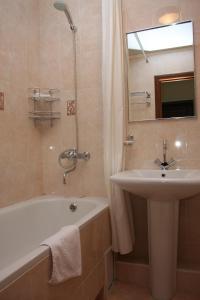 Ванная комната в Авиаотель