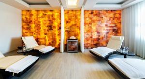 Zaplecze spa i wellness w obiekcie Airport Hotel Okęcie
