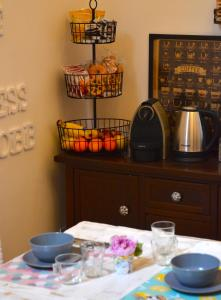 A restaurant or other place to eat at Il Salernitano Bed and Breakfast