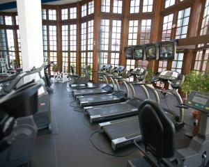 The fitness center and/or fitness facilities at Divi Aruba Phoenix Beach Resort
