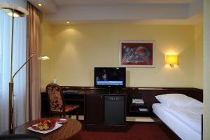 TV/Unterhaltungsangebot in der Unterkunft Best Western Hotel zur Post