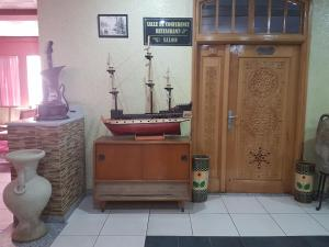 The lobby or reception area at Charm El Cheikh Hotel