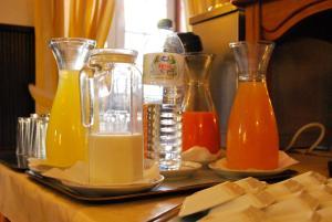 Bebidas em Residencia Filipe
