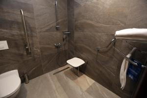 A bathroom at Radisson Blu Hotel, Diyarbakir
