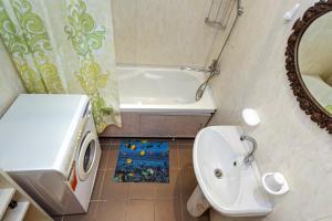 Ванная комната в Apartment Mitino Park