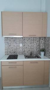 A kitchen or kitchenette at Sea Sound