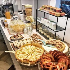 Еда / где поесть недалеко от отеля типа «постель и завтрак»