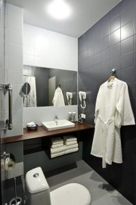 Ванная комната в Отель City Star